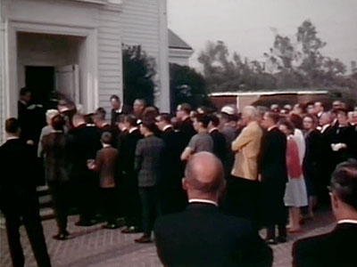 Stan Laurel's Funeral