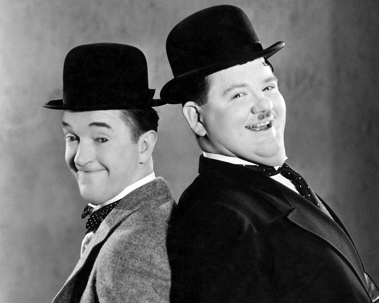 "Stan Laurel & Oliver Hardy—""Two Minds without a Single Thought"""