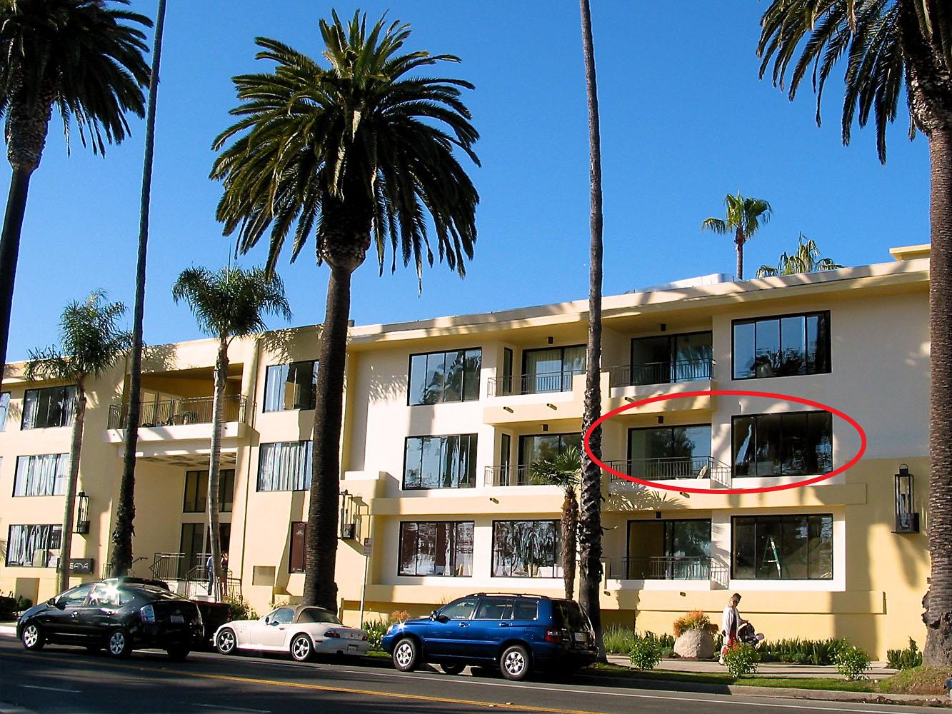 Ocean Apartments Santa Monica Ca