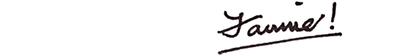 Fannie Signature